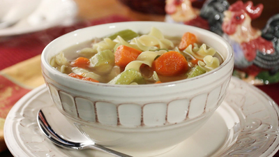 Moms Chicken Soup