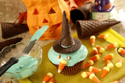 Witchs Cupcakes