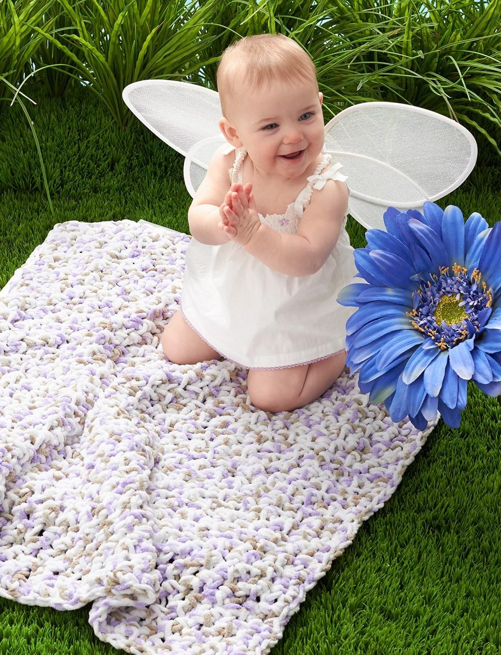 easiest baby blanket pattern ever. Black Bedroom Furniture Sets. Home Design Ideas