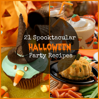 Easy Halloween Party Recipes, Halloween Party Food Ideas | MrFood.com