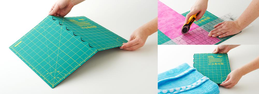 Olfa Folding Cutting Mat Allfreesewing Com