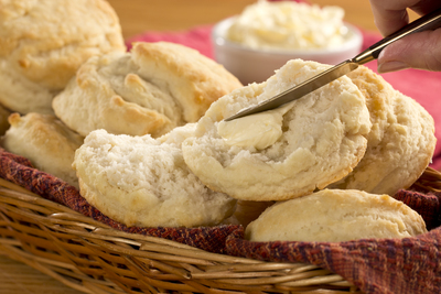 Old-Fashioned Buttermilk Biscuits