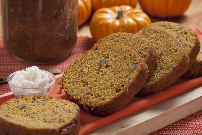 Pumpkin Spice Bread