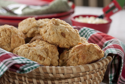 Farmstyle Sweet Potato Biscuits