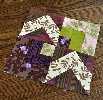 Royal Patchwork Quilt Block Pattern