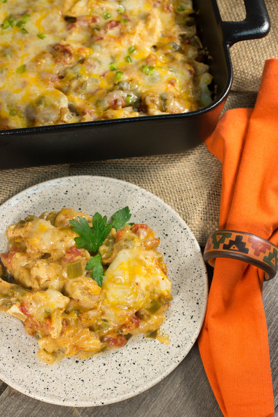 Ultimate King Ranch Casserole