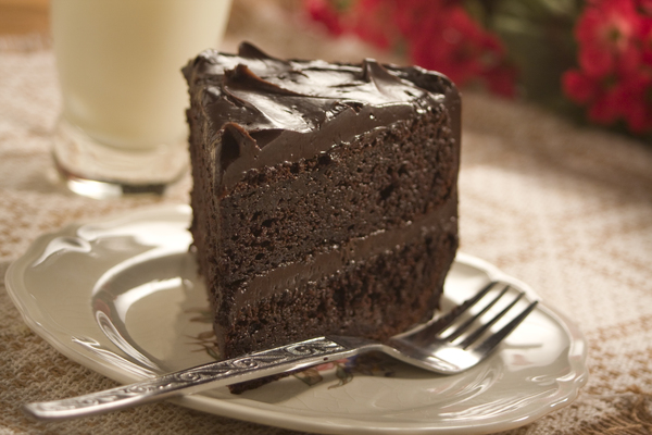 Old-Fashioned Southern Chocolate Cake