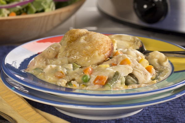 Shortcut Chicken n Dumplings