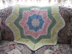 41 Easy Crochet Baby Blanket Patterns Favecrafts Com