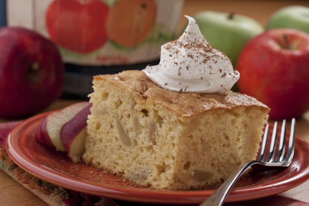 Johnny Appleseed Cake Mrfood Com