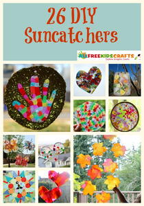 How To Make A Suncatcher: 26 DIY Suncatchers