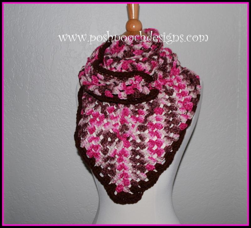 Briar Rose Crochet Shawl Allfreecrochet
