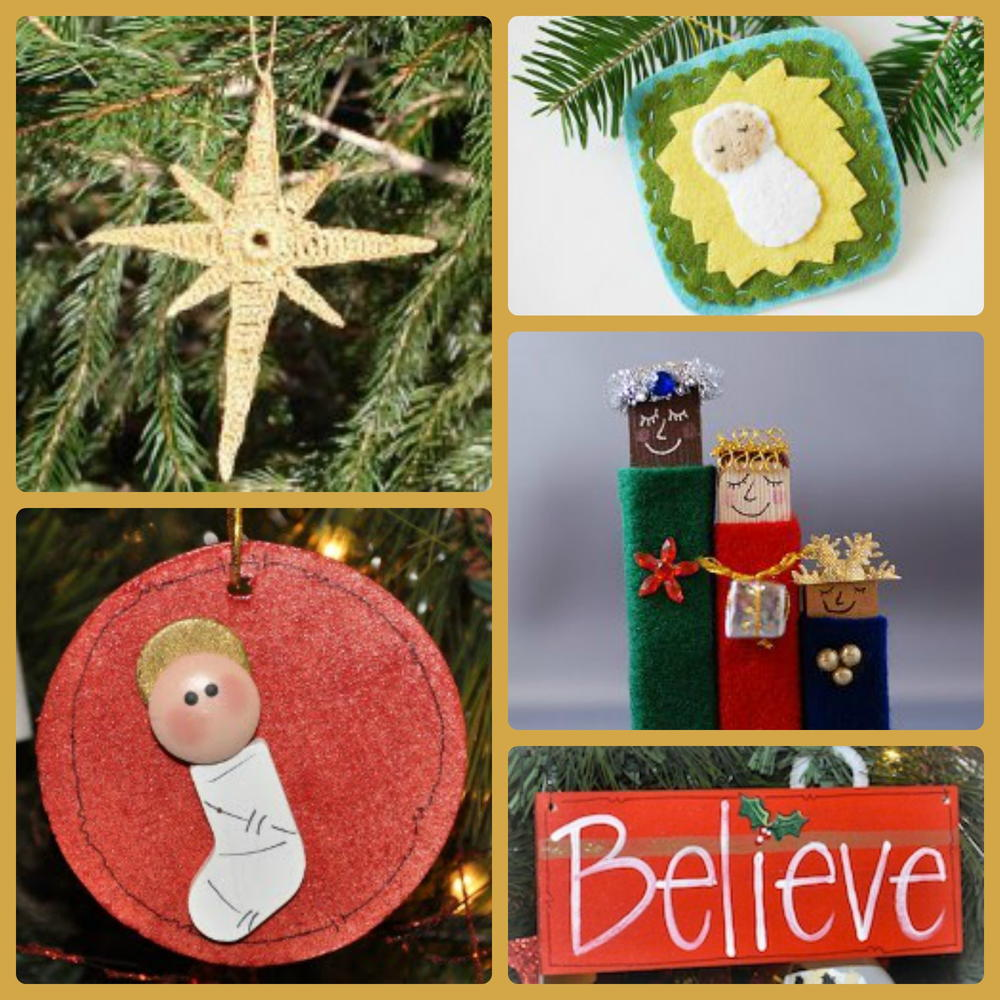Superb Religious Christmas Craft Ideas Part - 4: 25 Religious Christmas Decorating Ideas: DIY Christmas Crafts