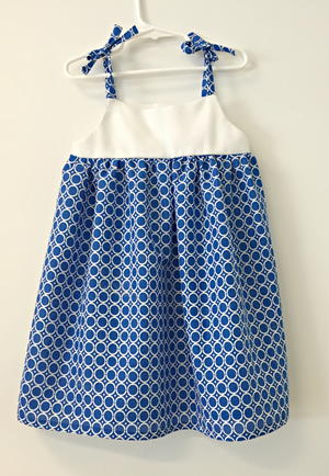 Sunny Day Dress Pattern
