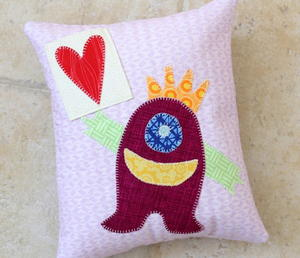 Tooth Fairy DIY Pillow
