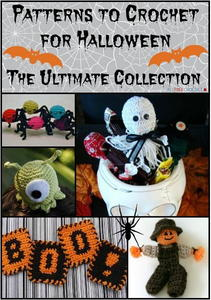 190 Patterns to Crochet for Halloween: The Ultimate Collection