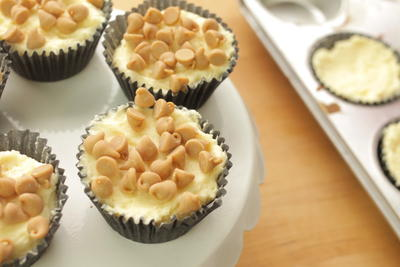Mini Cheesecake Reeses Peanut Butter Cups
