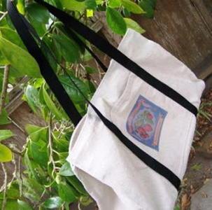 Sturdy Reusable DIY Bag
