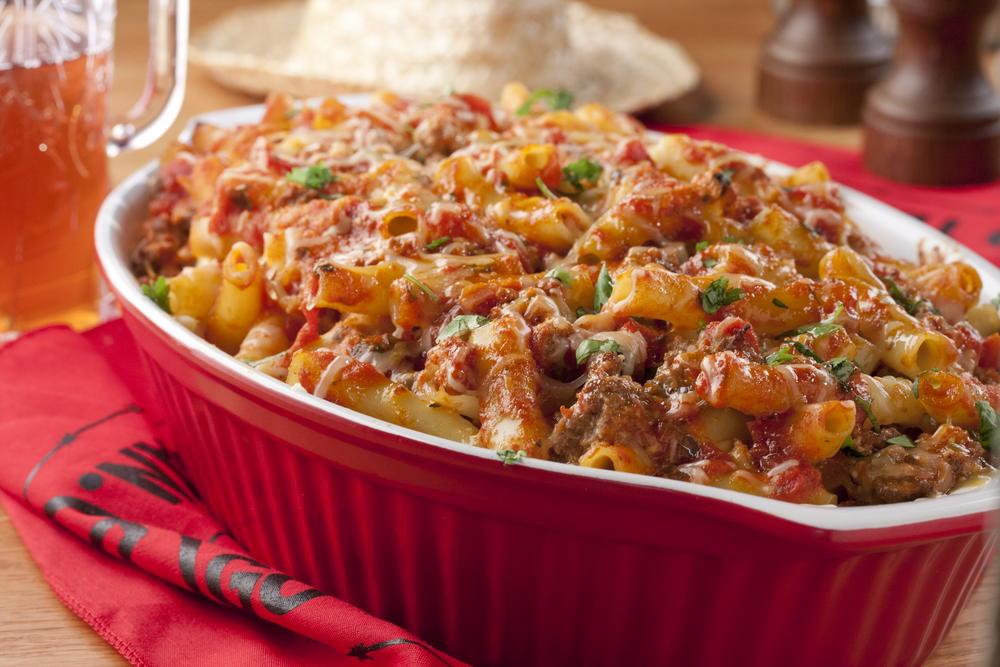 Ground Beef Pasta Casserole Recipes