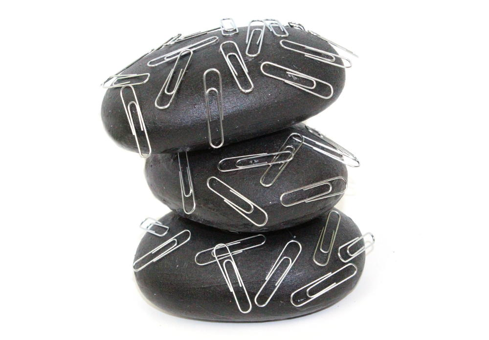magnetic paperclip holders