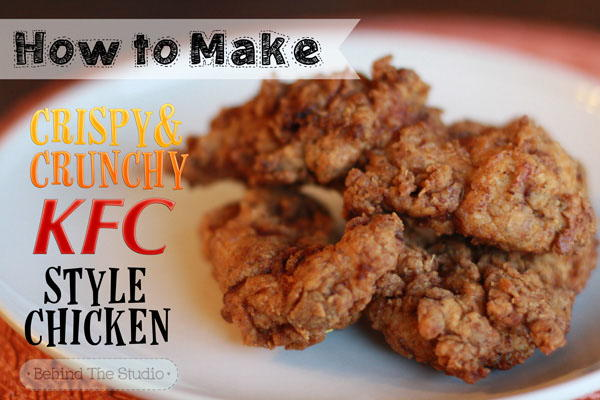 how to make popies style fried chicken
