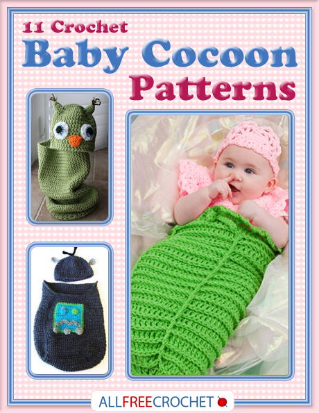 11 Crochet Baby Cocoon Patterns Allfreecrochet