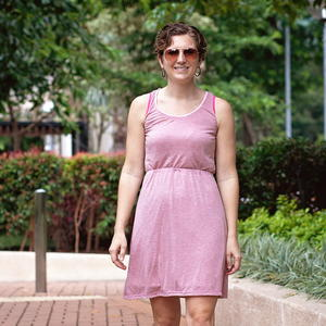 Lightweight Tank Dress Pattern