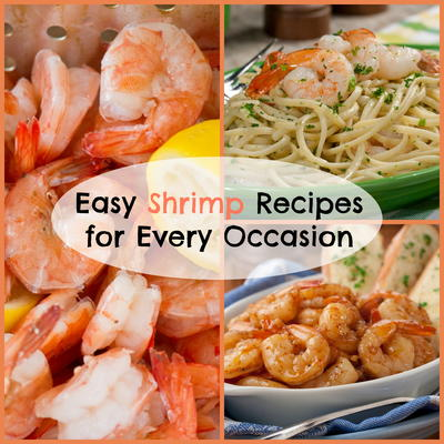 From Dinner To Appetizers And More Our Latest Collection Of 25 Easy Shrimp Recipes For Every Occasion Really Does Cover The Whole Spectrum