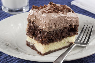 Heavenly Chocolate Cake