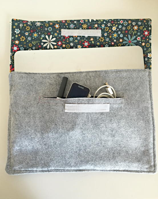 Easy DIY Laptop Case | AllFreeSewing.com