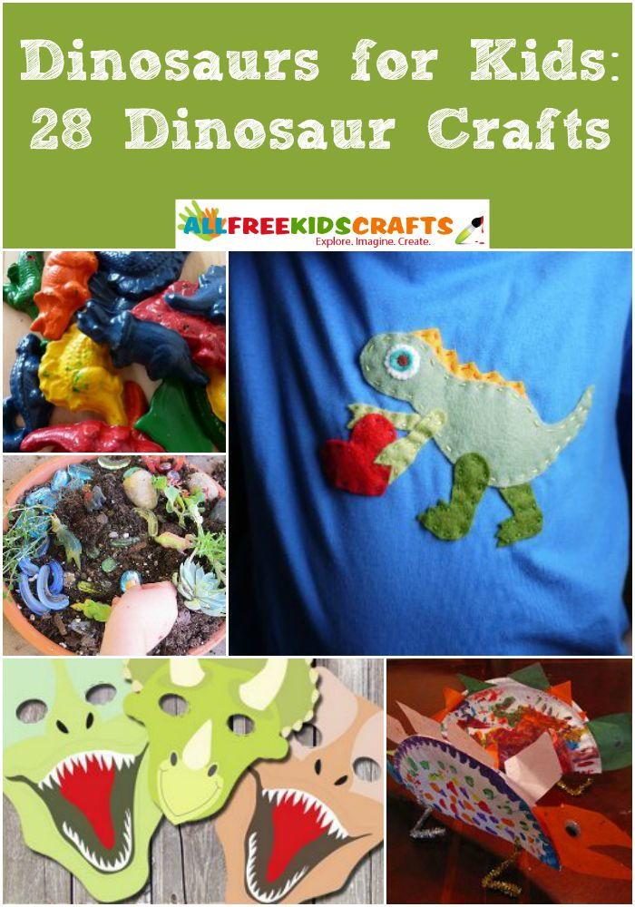Dinosaurs For Kids 28 Dinosaur Crafts Allfreekidscrafts Com