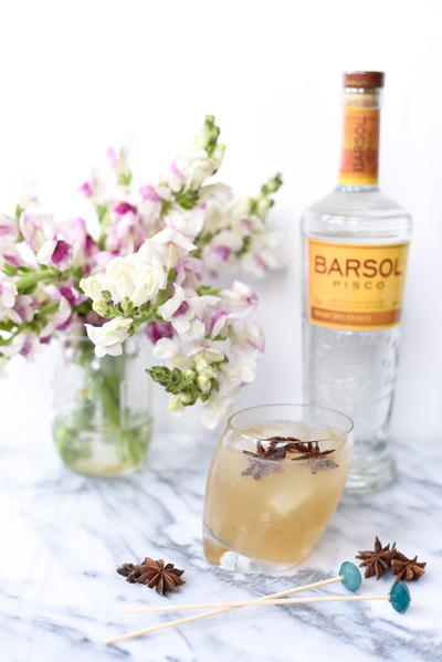 Pisco Anise Cocktail