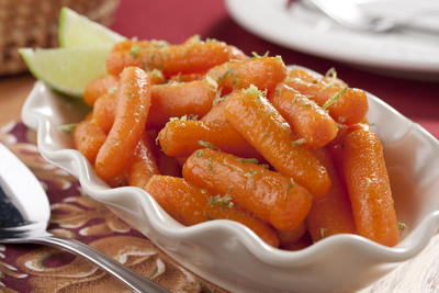 Citrus Honey Carrots