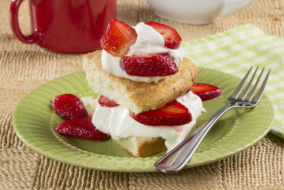 For A Classic Dessert Thatll Be Sweet After Dinner Treat Bake Up Any Of Our Easy Strawberry Cake Recipes Shortcake Is To Make