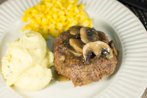 Old Fashioned Salisbury Steak Recipe