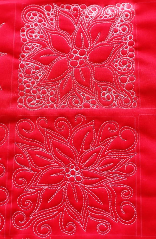 32 Free Quilting Designs for Machine Quilting | FaveQuilts.com : free motion quilting patterns for beginners - Adamdwight.com