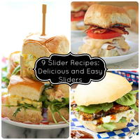 9 Best Slider Recipes: Delicious and Easy Sliders