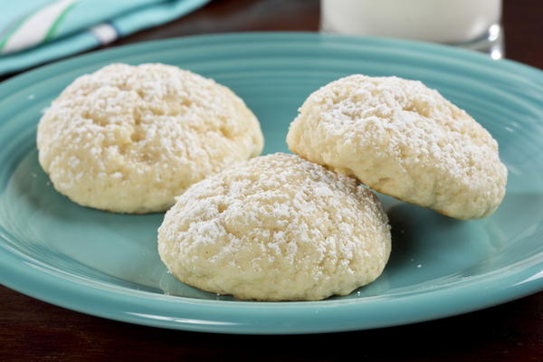 Perfect Cottage Cheese Cookies