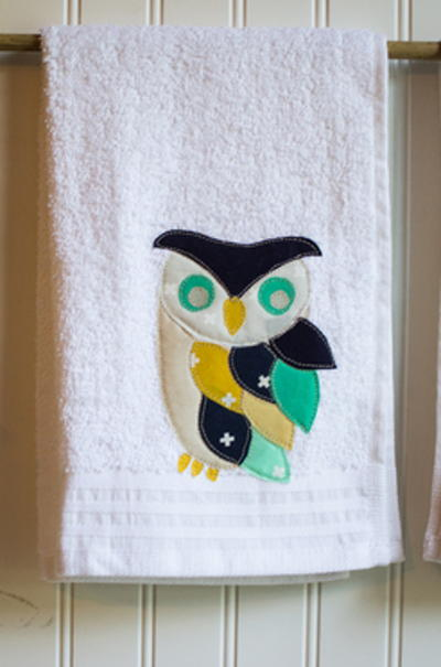 Owl Applique Patterns