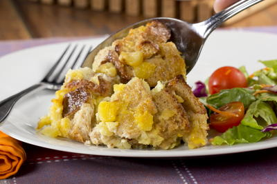 EDR Lighter Pineapple Casserole