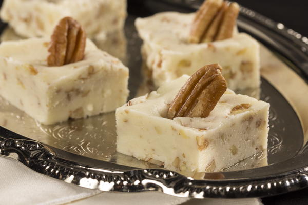 White Chocolate Fudge