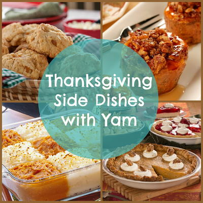 14 Thanksgiving Side Dishes With Yam Mrfood Com