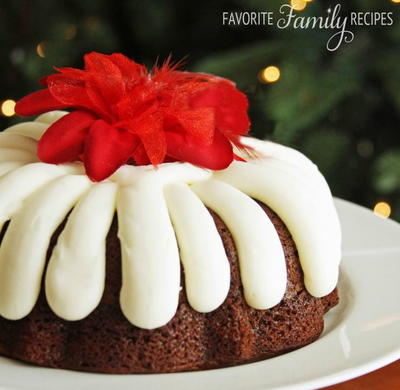 Chocolate Chocolate Chip Bundt Cake Copycat