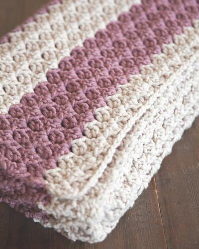 Crochet Blanket Patterns By Yarn Weight