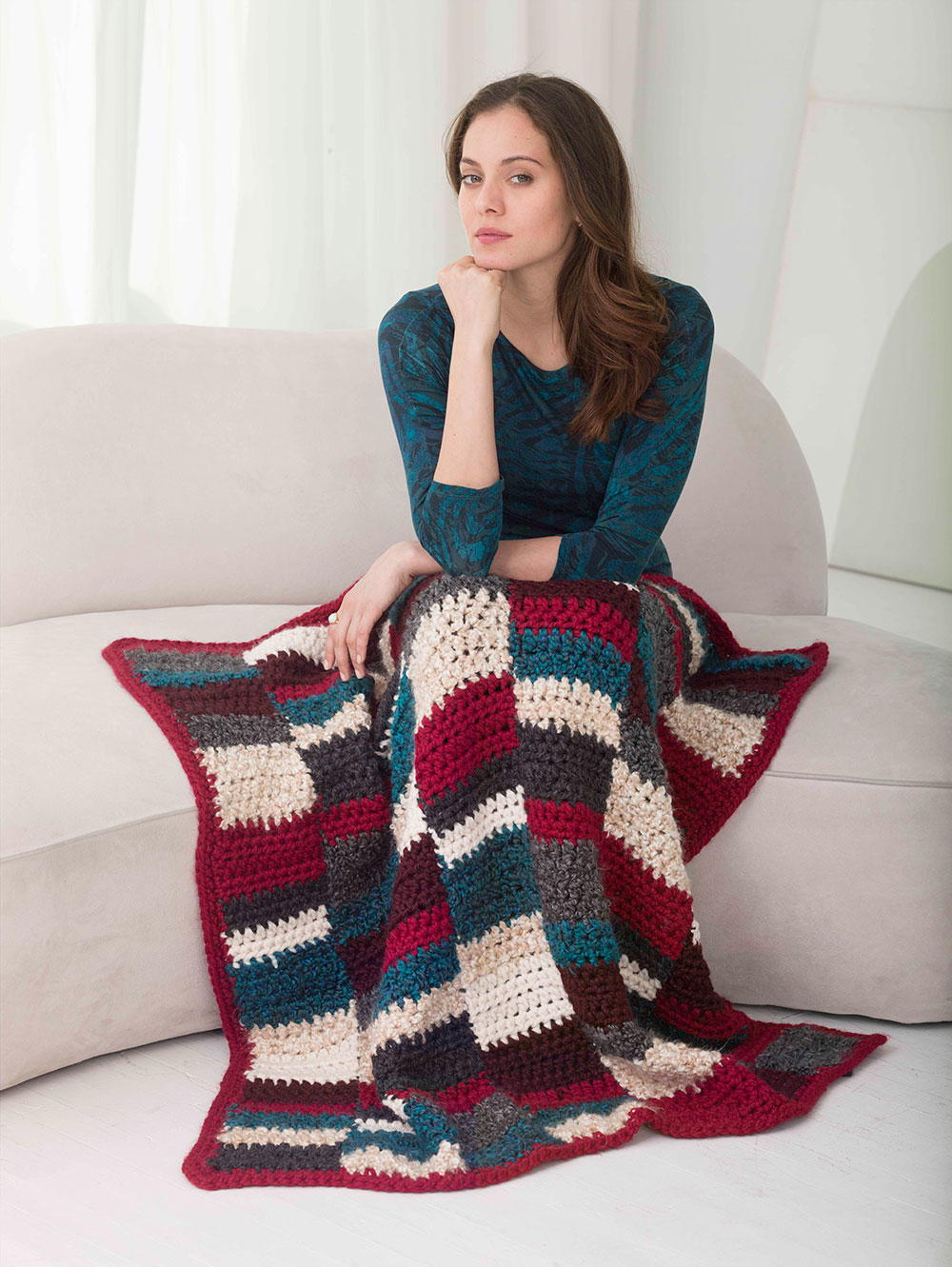 Crochet Quilt Patterns Awesome Decoration