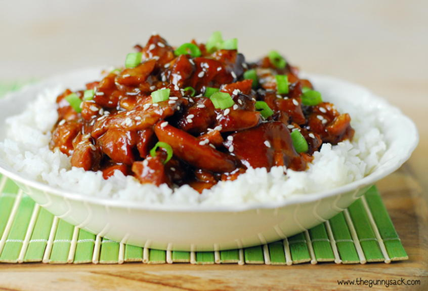 All Day Honey Sesame Chicken Recipelion Com