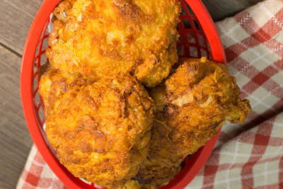 Knockoff KFC Fried Chicken Recipe