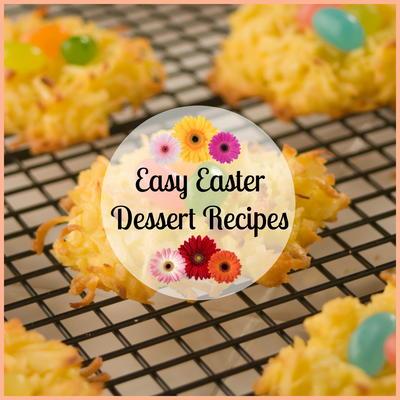 25 easy easter dessert recipes mrfood 25 easy easter dessert recipes forumfinder Images