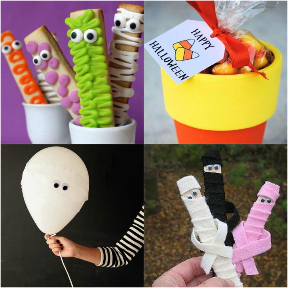 Halloween Party Ideas: 31+ Holiday Crafts | AllFreeHolidayCrafts.com