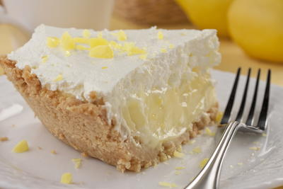 Lemon Crunch Pie